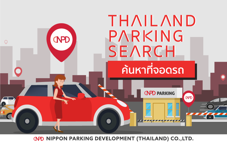 thailand parking search